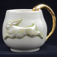 Load image into Gallery viewer, 24 Carot Bunny Mugs