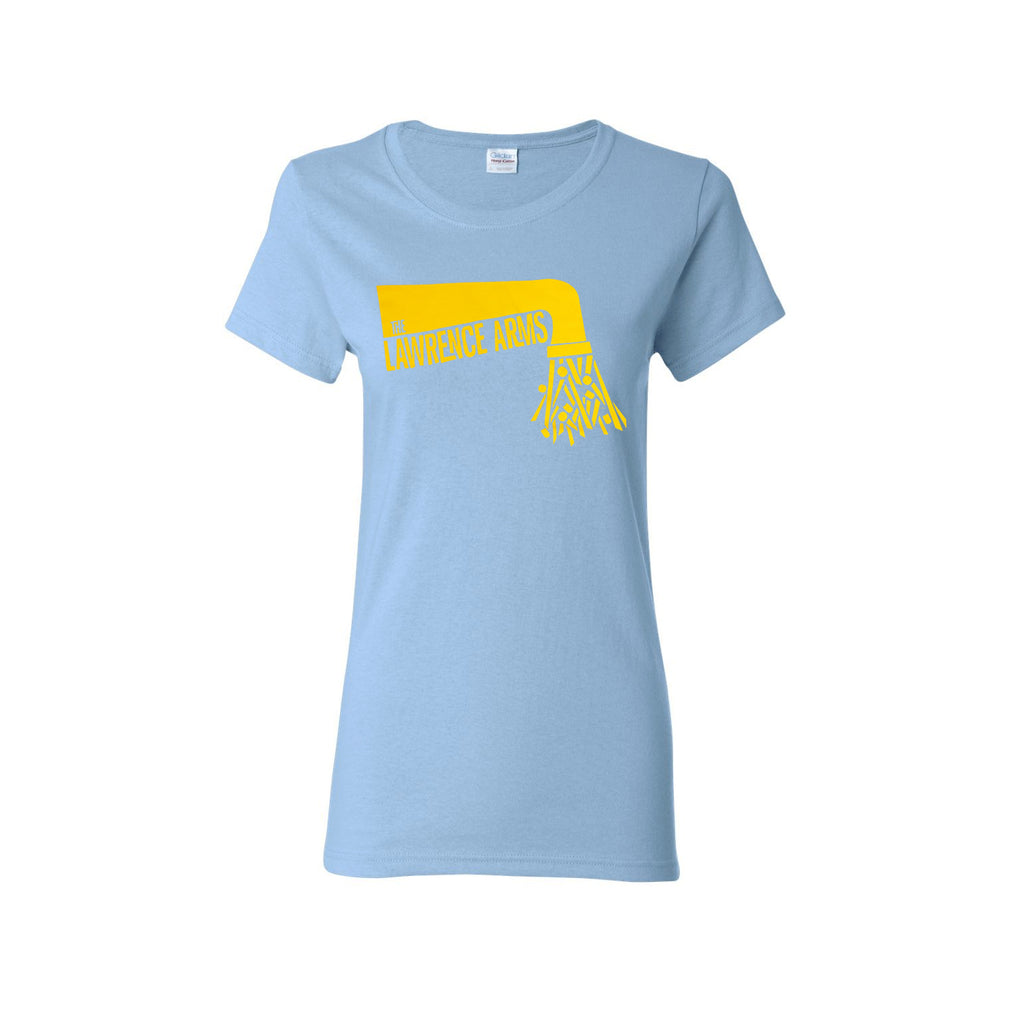 Faucet Blue Girl's Tee