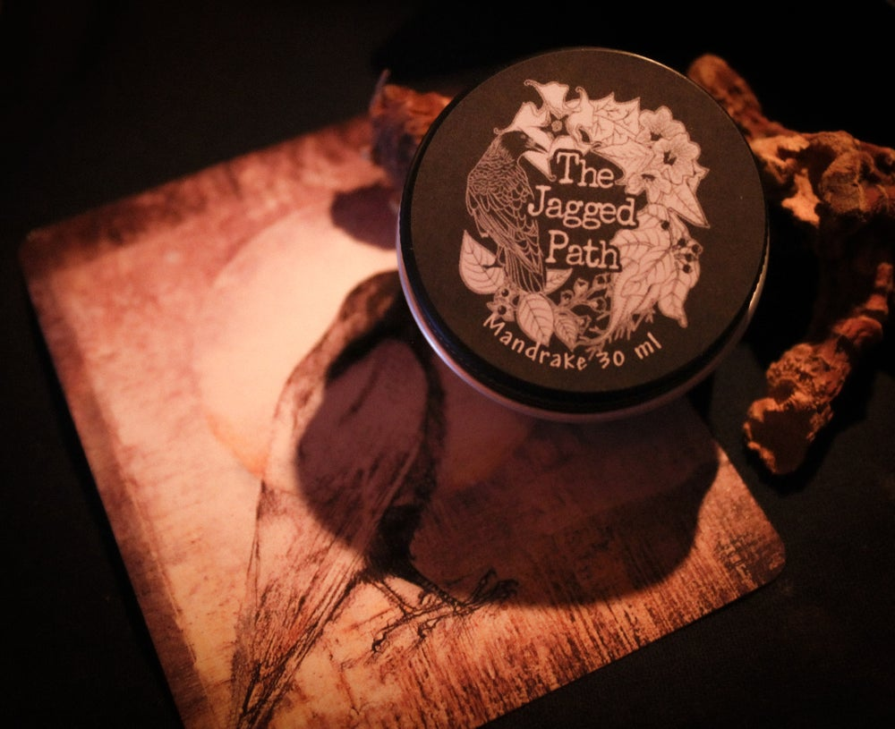 Mandrake Flying Ointment