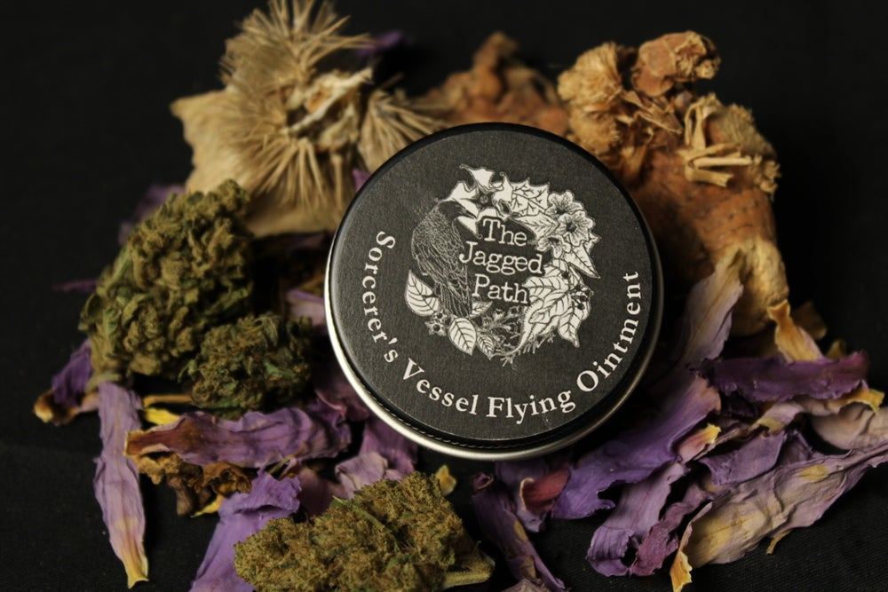 Sorcerer's Vessel Flying Ointment