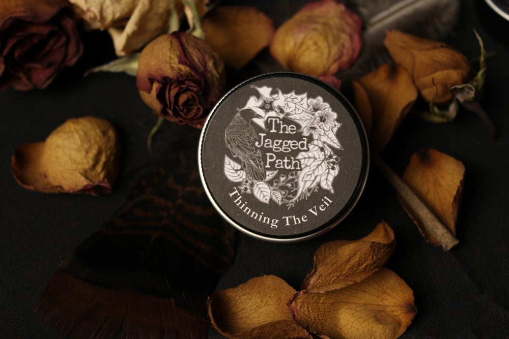 Thinning the Veil Flying Ointment