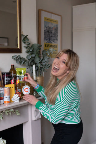 Sian - Founder of the Hipster Hamper Co.