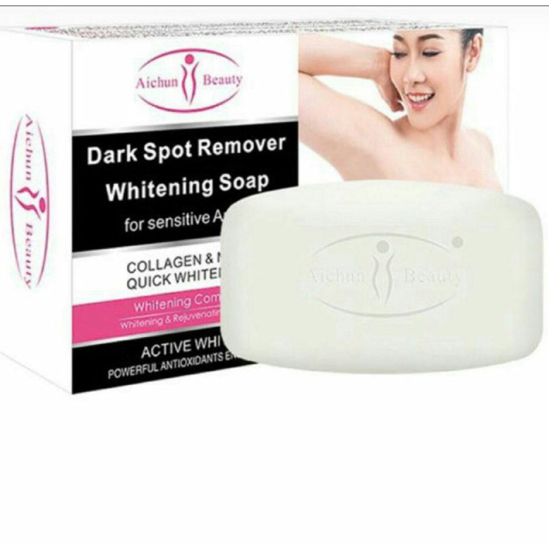 Aichun Beauty Dark Spot Remover & Whitening Soap