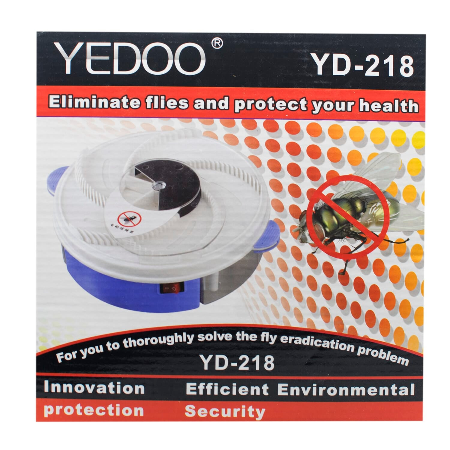 Eliminate flies and protect your health-Yedoo YD - 218
