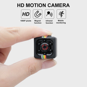 Mini HD DV Night Vision Photo/Video Camera