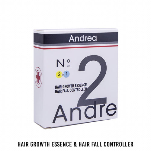 Andrea Hair Growth Essence Hair fall Controller 2 in 1