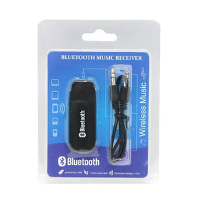 3.5mm USB Bluetooth AUX Audio Music Receiver