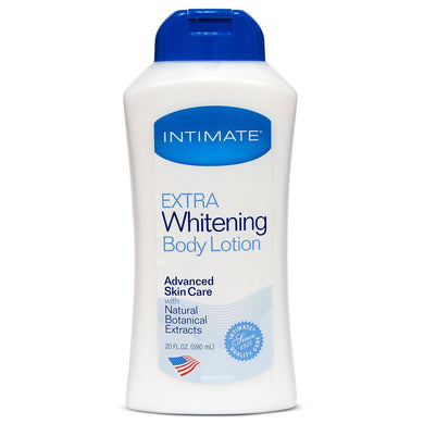 Intimate Extra Whitening Body Lotion - Made in USA