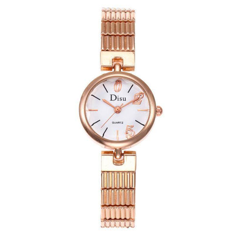 Ceas dama Disu Teilor rose gold
