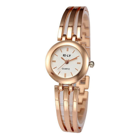 Ceas dama E-ly Vittoria rose gold