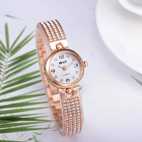 Image of Ceas dama E-LY Zahella rose gold - eSwiss.ro