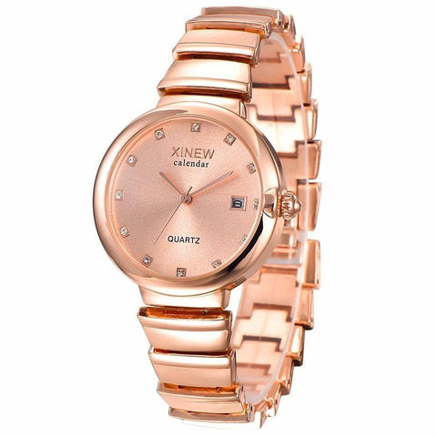 Image of Ceas dama Xinew Nabucco rose gold
