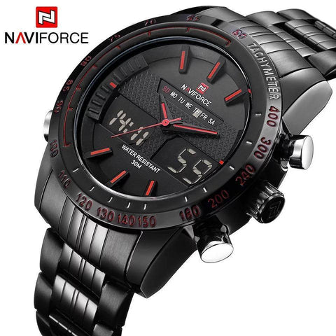 Ceas barbatesc Naviforce Undercover