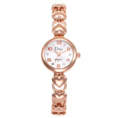 Image of Ceas dama Disu Fado rose gold
