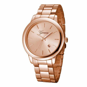 Ceas dama Geneva Stiletto rose gold - eSwiss.ro