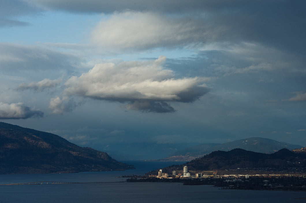 The Clouds Part I - Kelowna, British Columbia in Early November