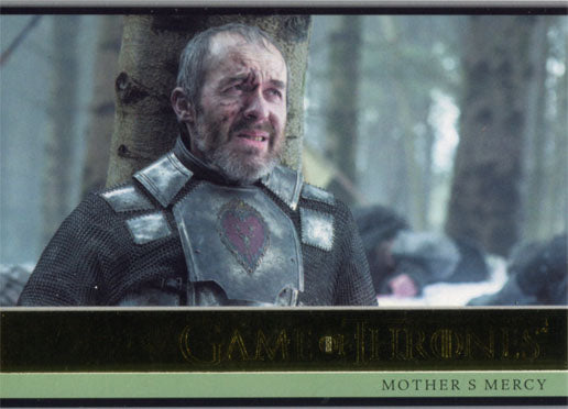 Game of Thrones Season 5 Base 28 Gold Parallel Chase Card #003/150 | Digital Heroes