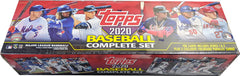 Topps 2020 Baseball Complete 700 Card Factory Set + 5 Card Parallel Pack | Digital Heroes