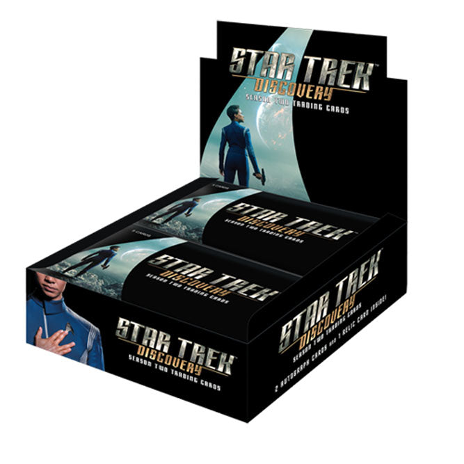 Star Trek Discovery Season 2 Factory Sealed Box | Digital Heroes