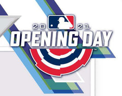 Topps 2021 Opening Day Baseball Factory Sealed Card Box | Digital Heroes