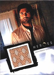 Heroes Archives Relic Costume Card Mohinder Suresh | Digital Heroes