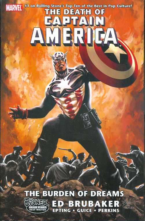 Captain America (5th Series) TPB Bk 6  NM | Digital Heroes