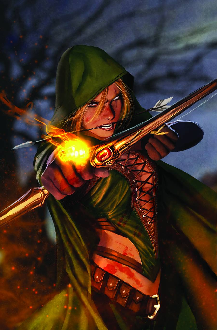 Grimm Fairy Tales presents Robyn Hood TPB Bk 1  NM | Digital Heroes