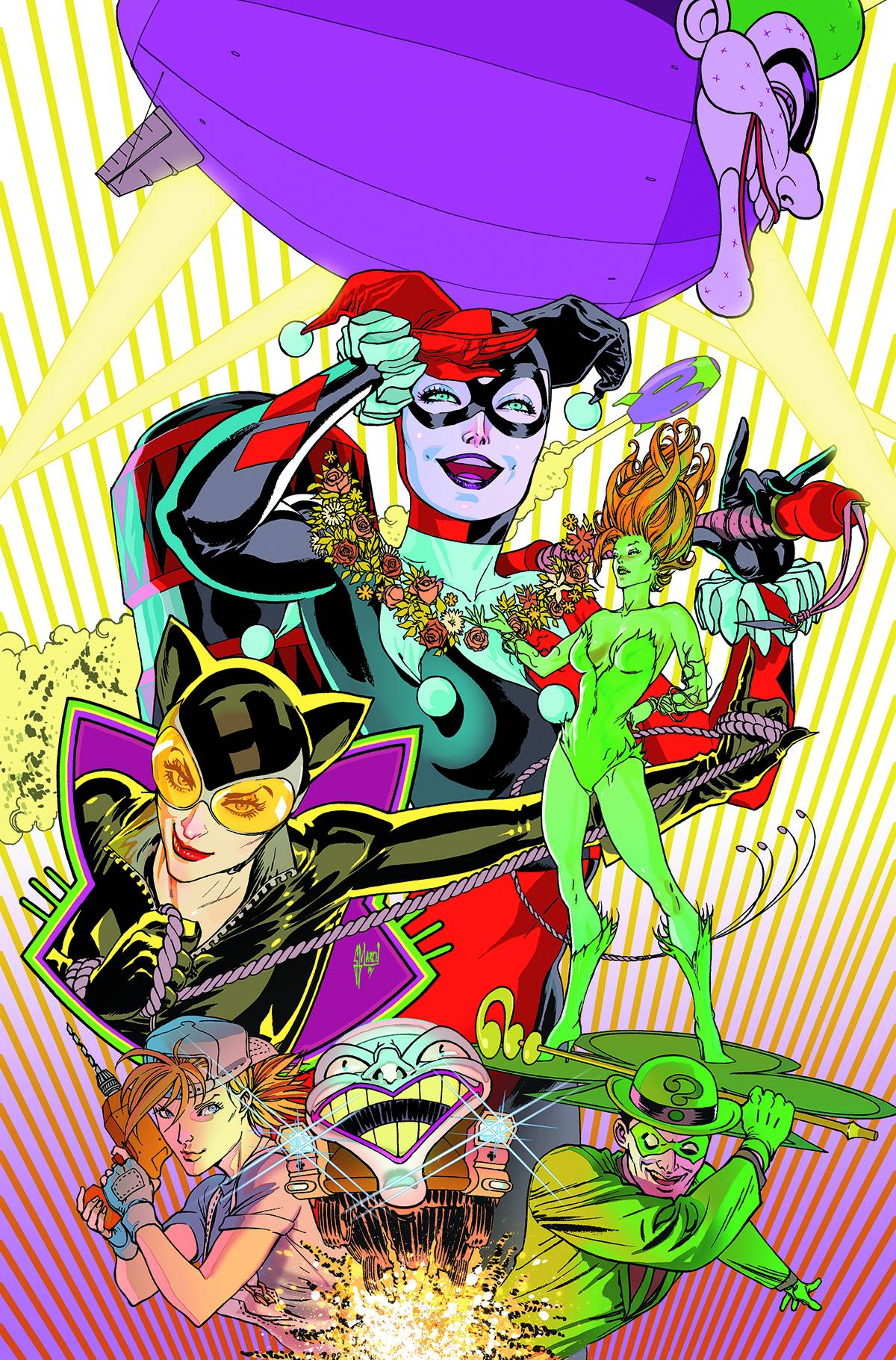 Gotham City Sirens Dlx 1 Comic Book NM | Digital Heroes