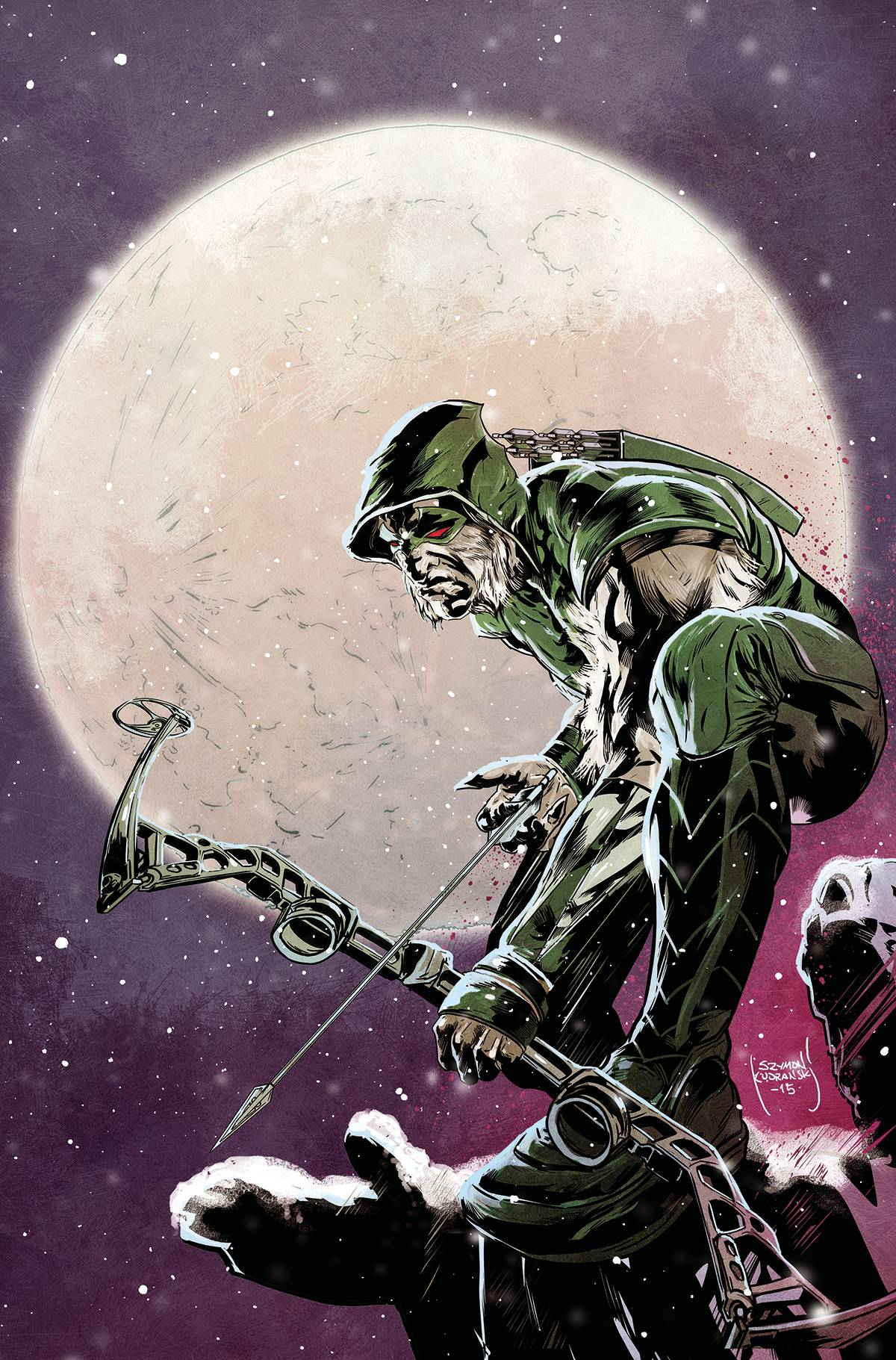 Green Arrow (5th Series) TPB Bk 9  NM | Digital Heroes