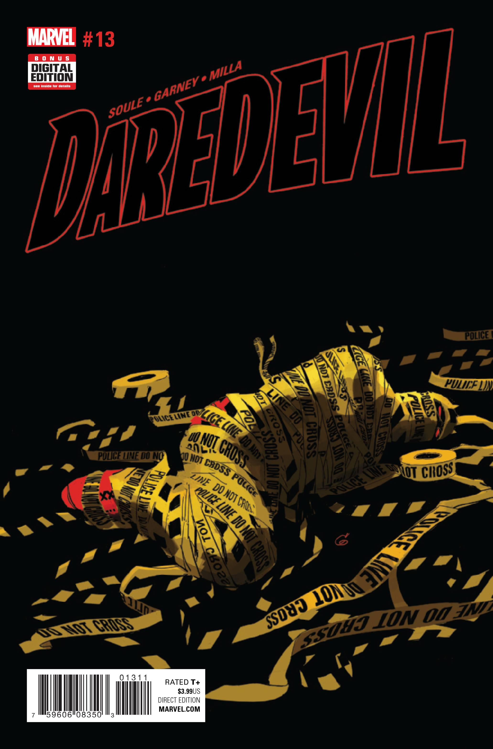 Daredevil (5th Series) 13 Comic Book NM | Digital Heroes