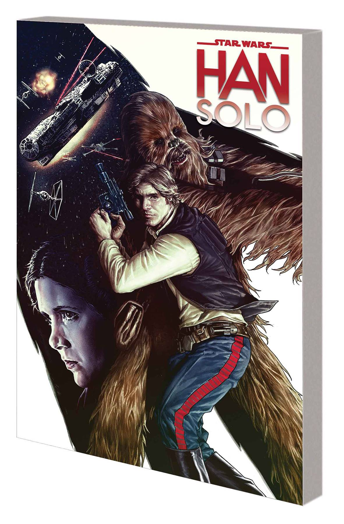 STAR WARS HAN SOLO TP | Digital Heroes