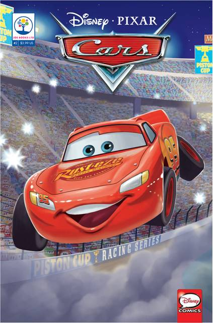 Cars (Disney-Pixar's…) 2 Comic Book NM | Digital Heroes