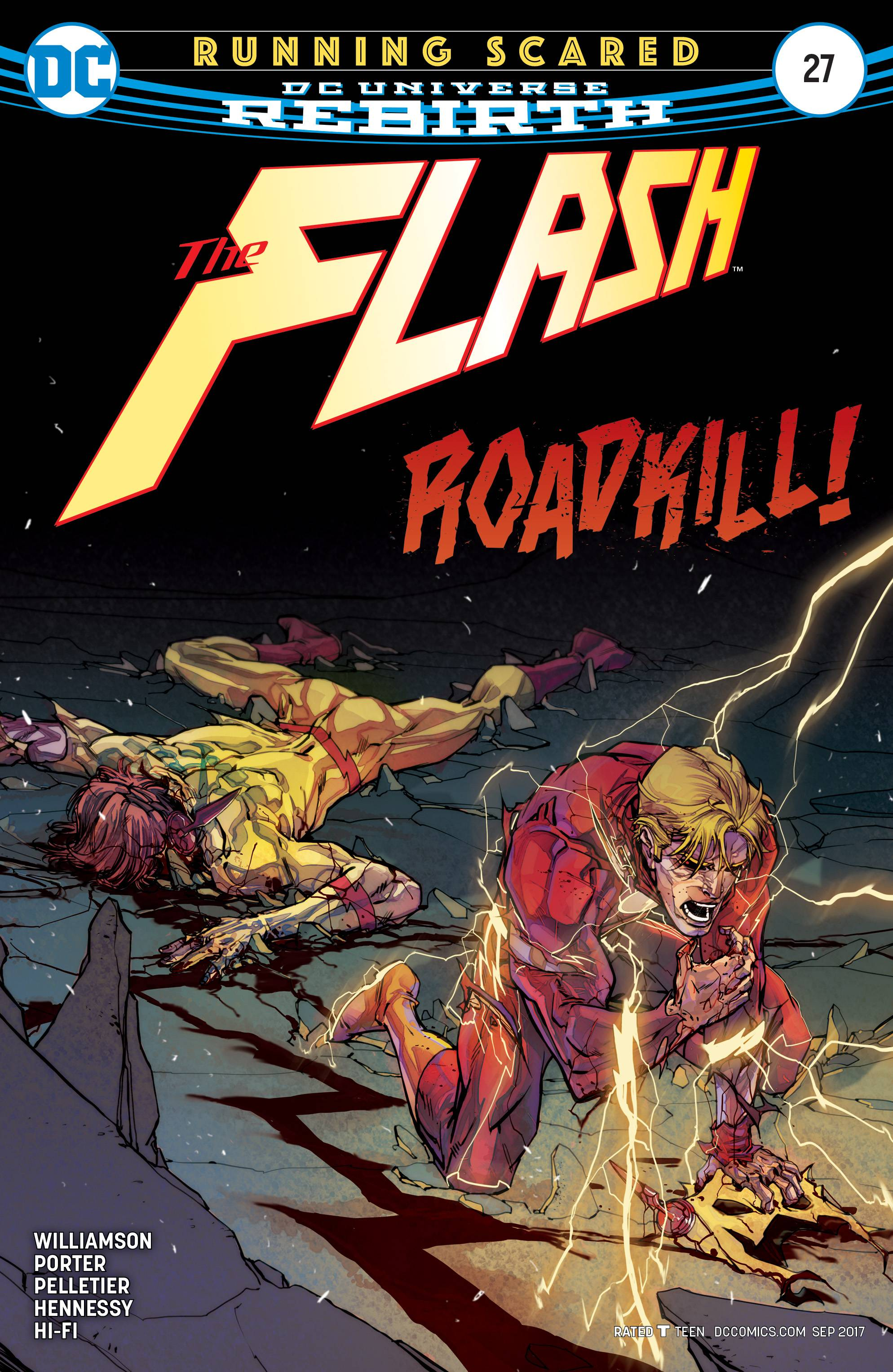 Flash (5th Series) 27 Comic Book NM | Digital Heroes