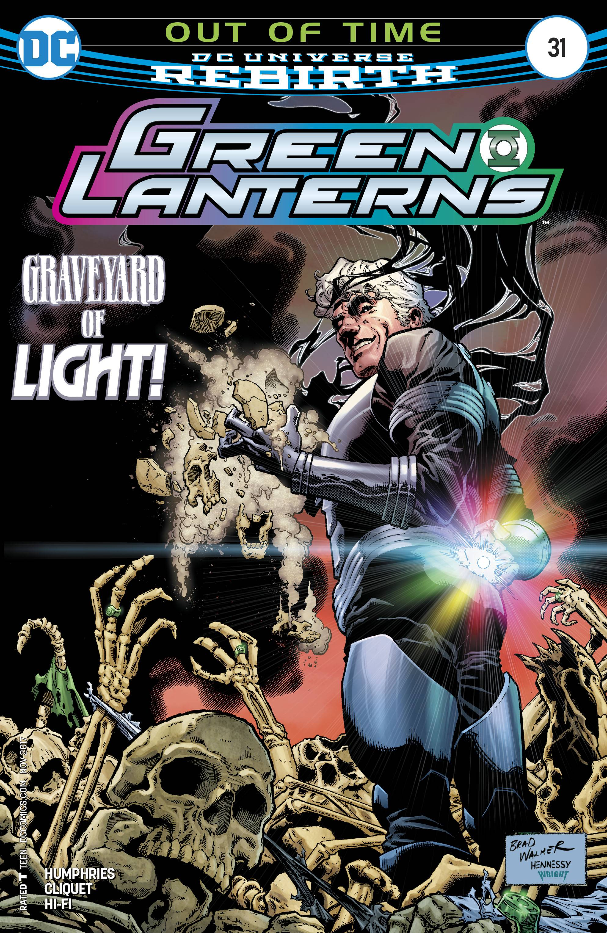 Green Lanterns 31 Comic Book NM | Digital Heroes