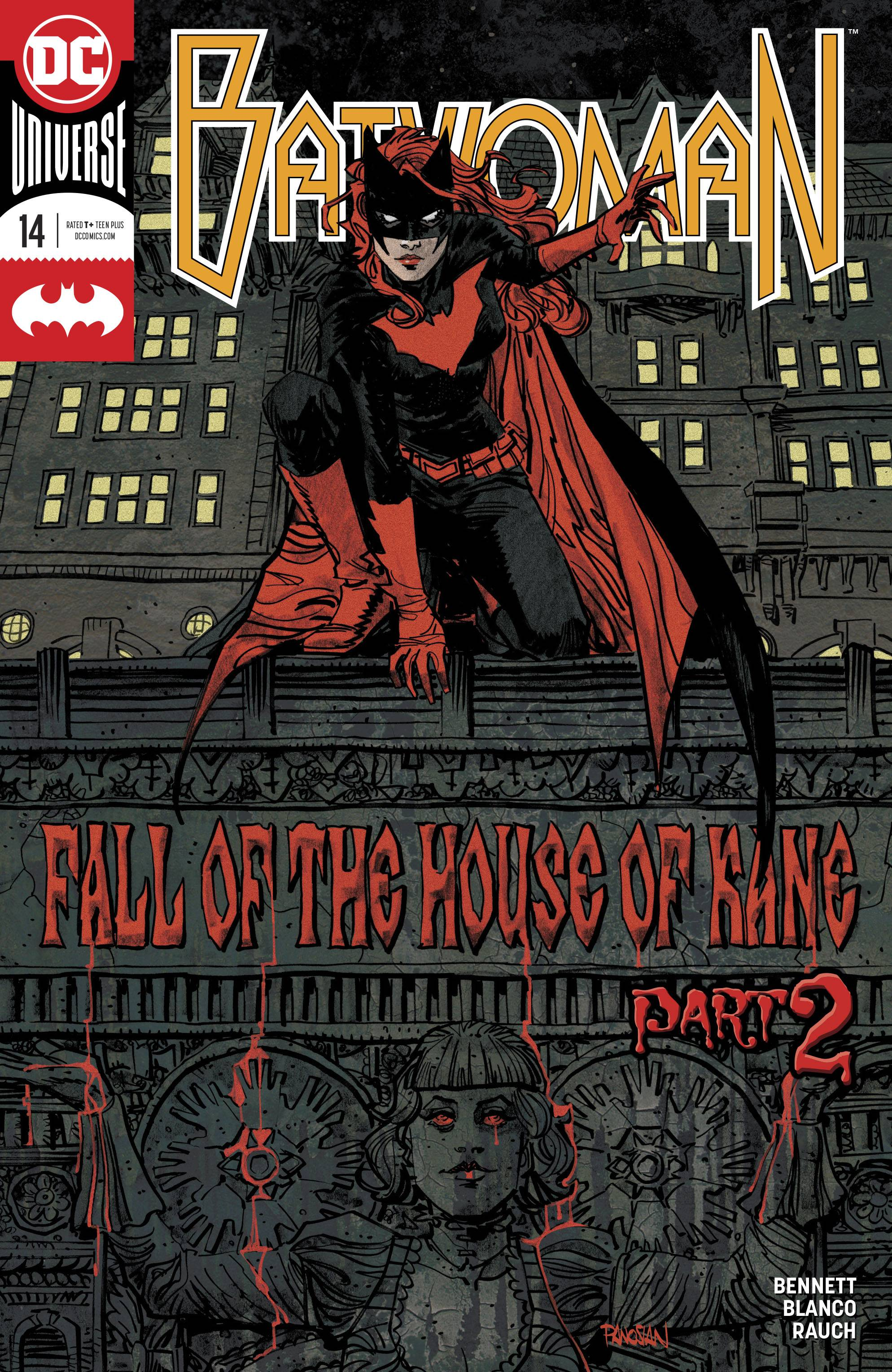Batwoman (3rd Series) 14 Comic Book NM | Digital Heroes