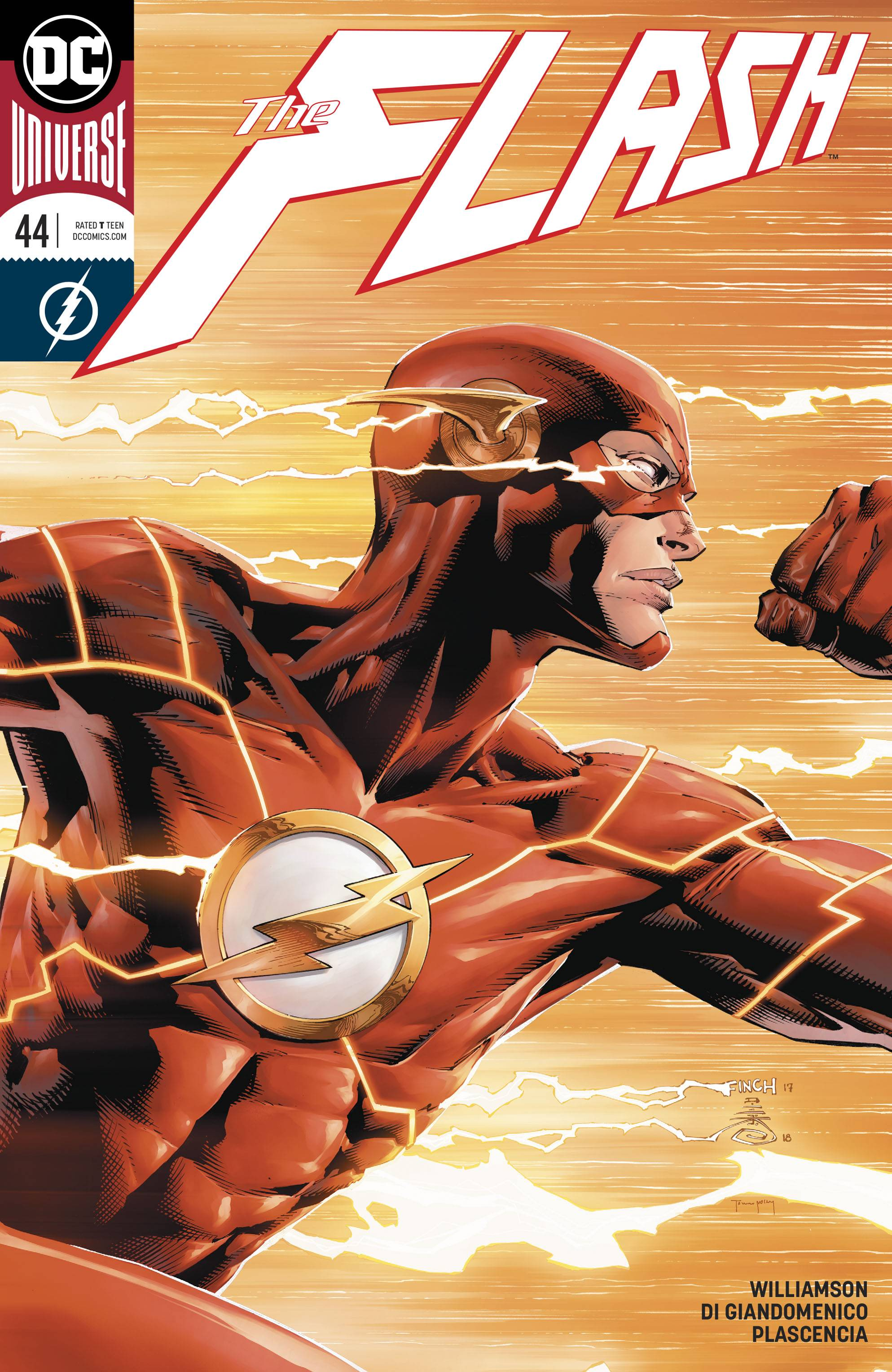 Flash (5th Series) 44 Var A Comic Book NM | Digital Heroes