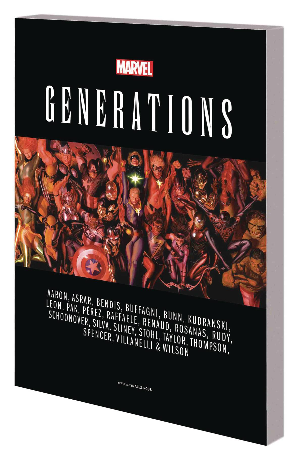 Generations TPB Bk 1  NM | Digital Heroes