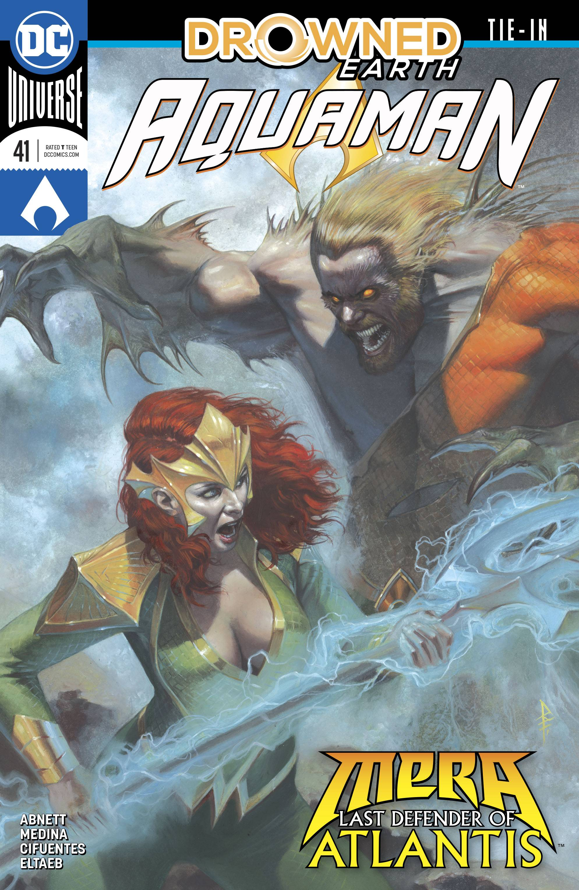 Aquaman (8th Series) 41 Comic Book NM | Digital Heroes