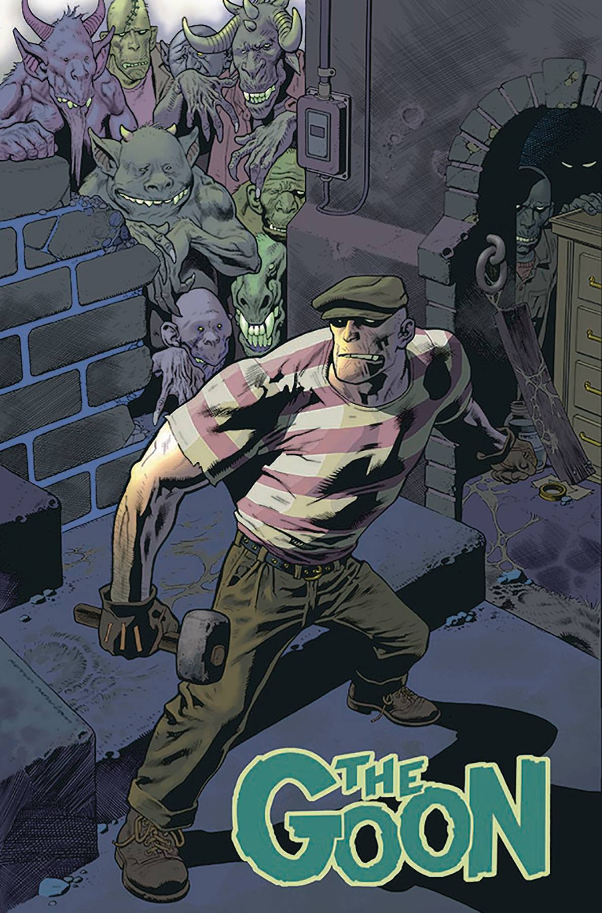Goon (Albatross, 2nd Series) 1 Var A Comic Book NM | Digital Heroes