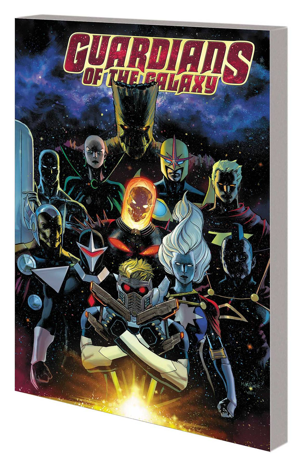 Guardians of the Galaxy (5th Series) TPB Bk 1  NM | Digital Heroes