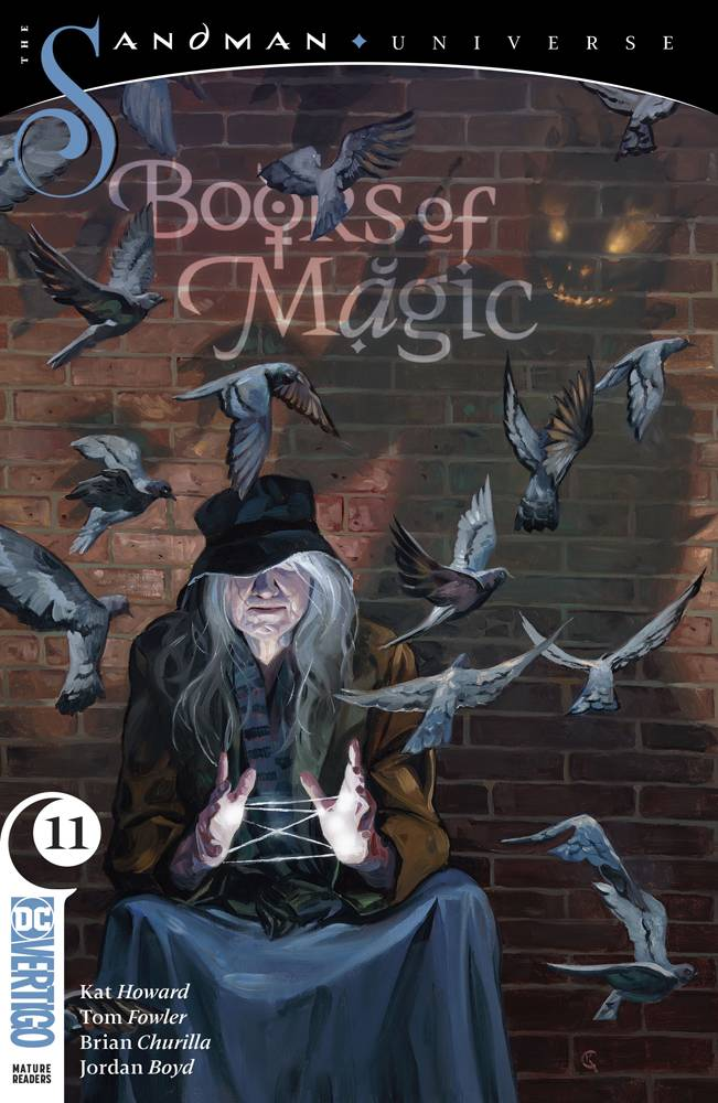 Books of Magic (2nd Series) 11 Comic Book NM | Digital Heroes