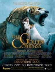 Golden Compass Trading Card Sell Sheet | Digital Heroes