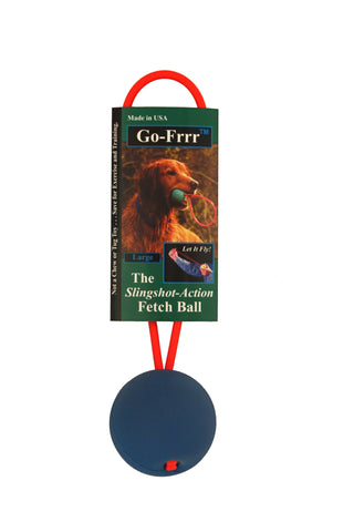 [D] Go-Frrr Fetch Ball [3 Sizes]
