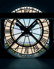 Load image into Gallery viewer, Paris Musée d'Orsay Clock Postcard