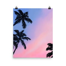Load image into Gallery viewer, California Palm Trees Art Print