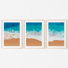 Load image into Gallery viewer, Ocean Waves Art Print
