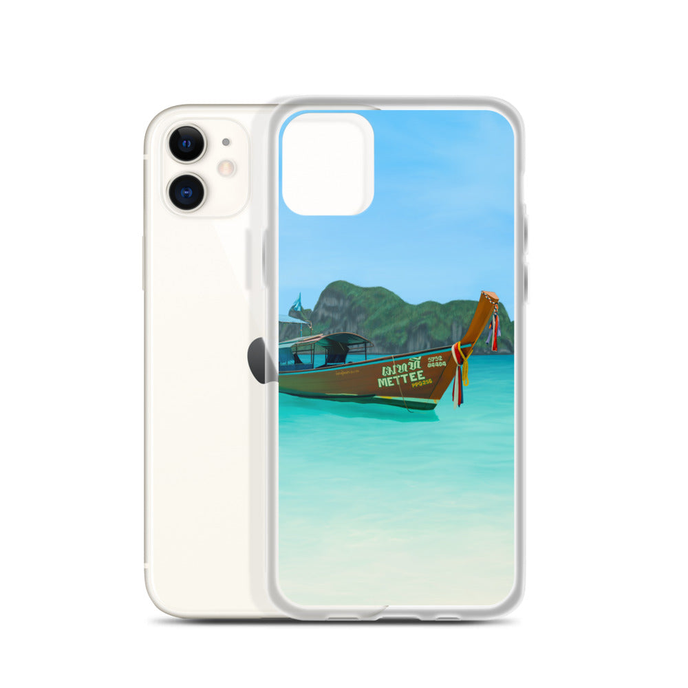 Thailand Phi Phi Islands iPhone Case