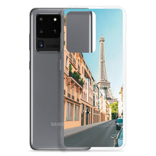 Load image into Gallery viewer, Paris Eiffel Tower Street Samsung Case