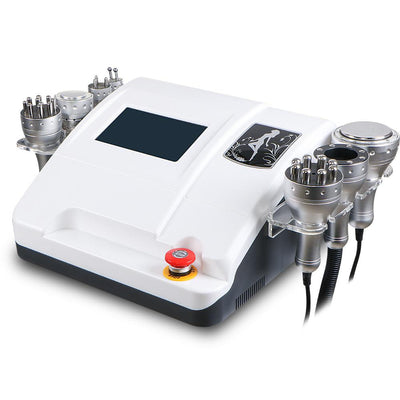 7 In 1 Cavitation Multipolar RF Fat Removal Body Shaping Machine