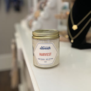 Harvest 8oz Candle